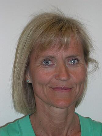 AKTIVITET: Beveg deg, men innenfor smertegrensen, råder fysioterapeut Britt Stuge.