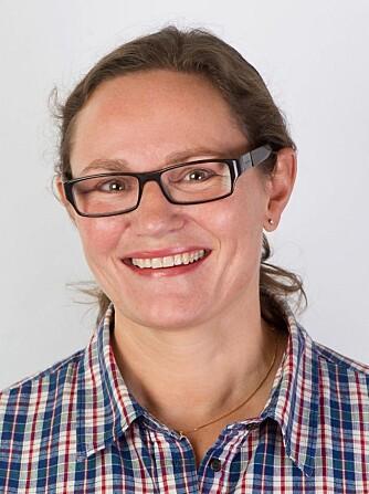 AVLASTNING: Det er viktig å lytte til kroppen og ta imot hjelp, mener Astrid Lunestad, nestleder i LKB.