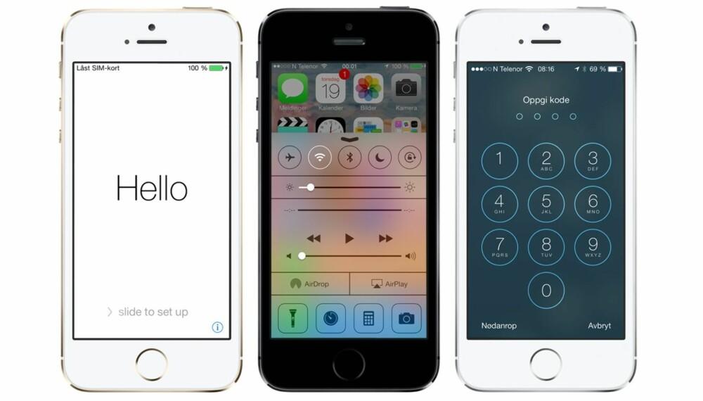 TIPS: Her er 10 ting du må kunne på iOS 7.
