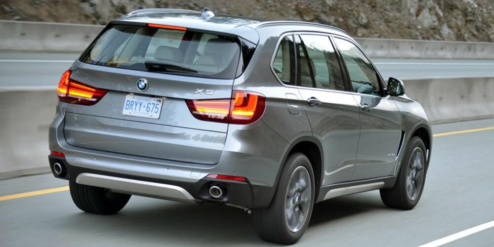SENERE: Produksjonen av den mer norgesvennlige xDrive25d starter i desember. Dermed skal de første kundene kunne ha bilen i januar. FOTO: BMW