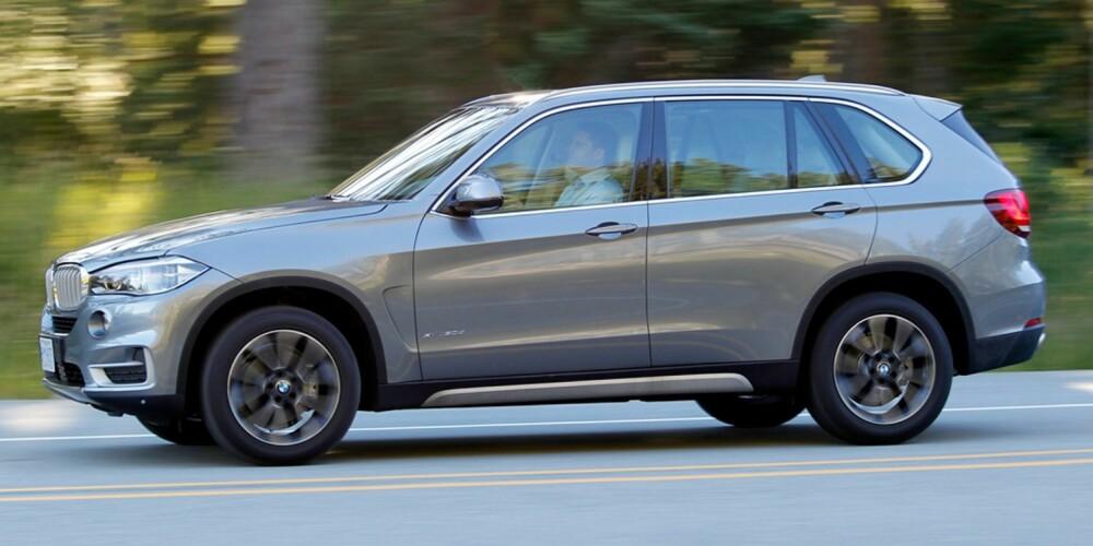 NORGESMODELL: Prisen på xDrive25d vil etter alt å dømme starte under 800 000 kroner. FOTO: BMW