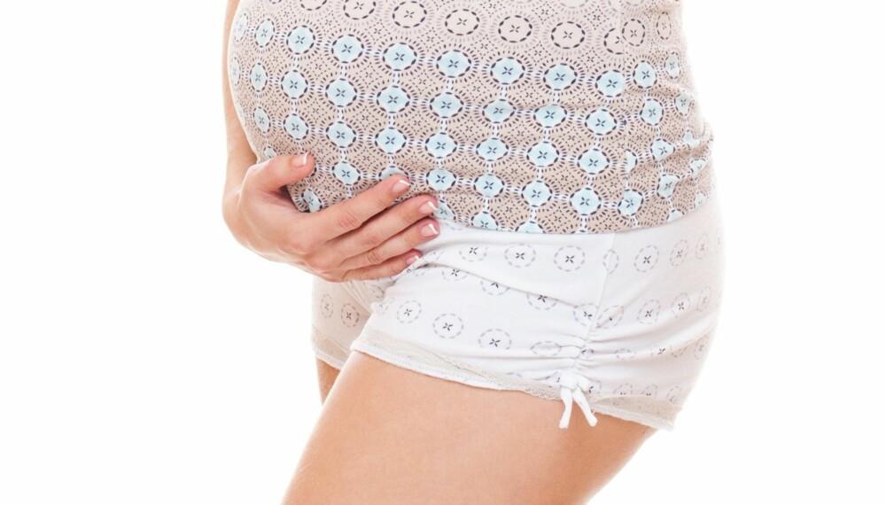 LIV I MAGEN: Man kan ikke forvente å kjenne aktivitet hver dag tidlig i svangerskapet, mener jordmor Ågot Takle.