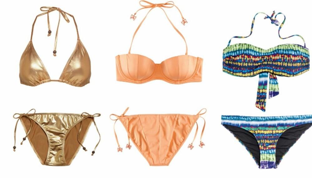 BIKINIGUIDE: Bikini for deg og bikini for meg.Her finner du riktig bikini til små, mellomstore og stor pupper!