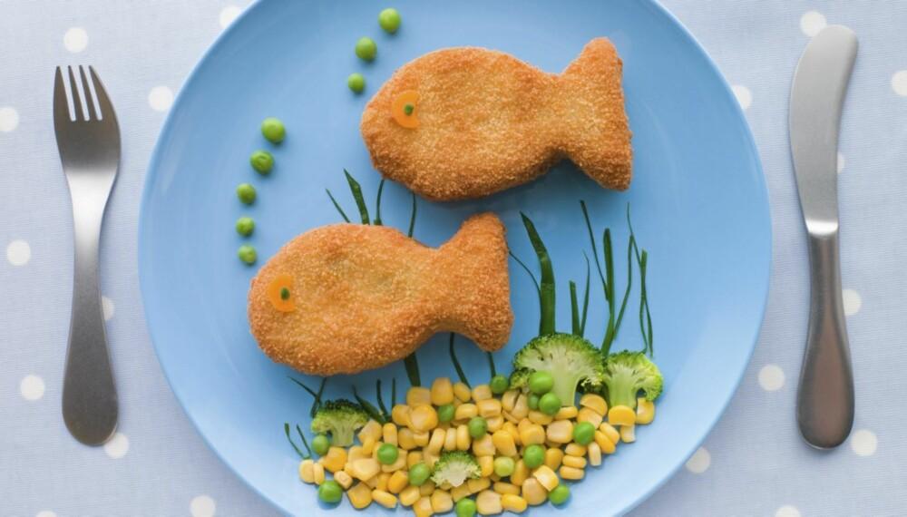Her får du fine fisketips for småbarnsforeldre.