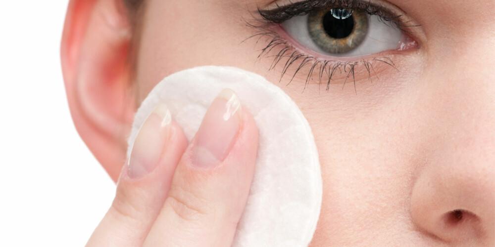 BIVIRKNINGER: Svært mange stoffer i kosmetiske produkter er kjente allergener.