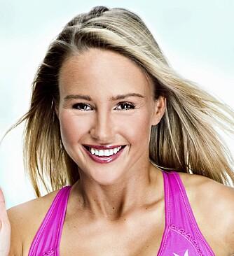 TALENT: Rachel Nordtømme har holdt på med friidrett fra hun var fem år gammel, og deler sine beste styrkeøvelser med oss.