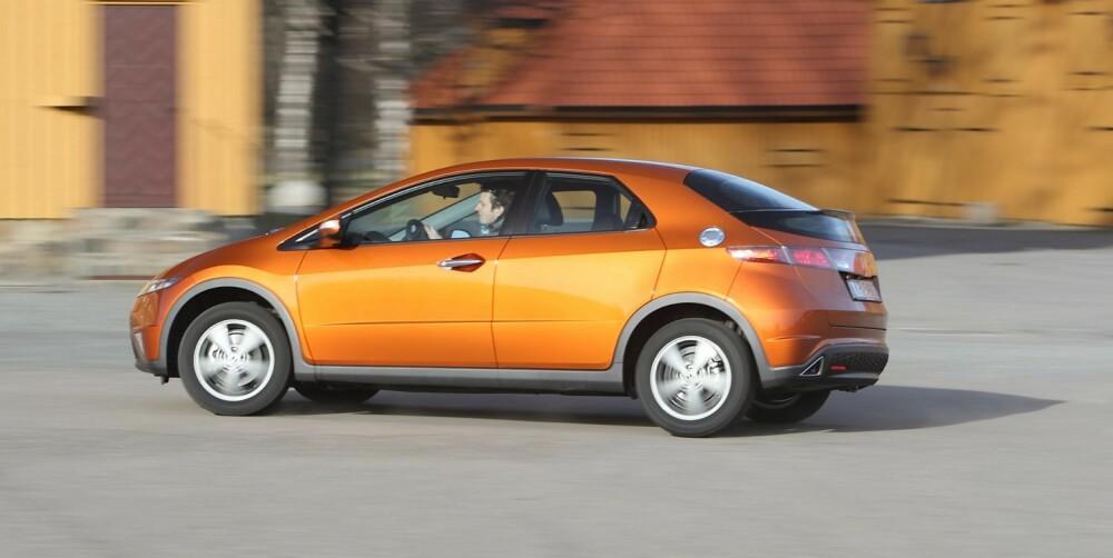 SUVEREN: Japanske merker er mest driftssikre, og aller best er Honda - i år etter år. Foto: Egil Nordlien, HM Foto