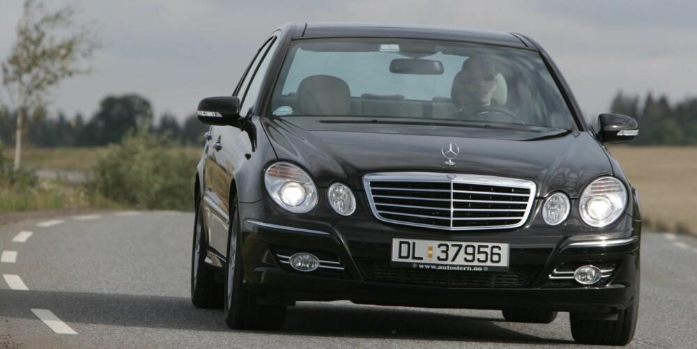 PREMIUM KVALITET? Premiumbilene skuffer, og dårligst ut kommer Mercedes-Benz. Foto: Kjell-Magne Aalbergsjø
