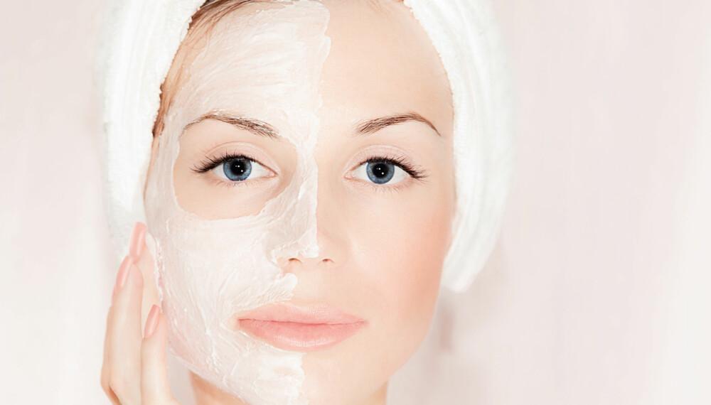 FUKTIGHET: Er noe av det viktigste for huden din.
