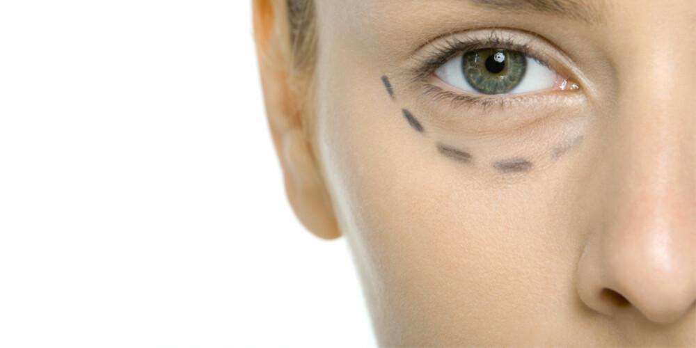 UNG OG FRESH: Mange ønsker å kjenne seg mer igjen når de ser seg i speilet, og tyr til kosmetisk kirurgi for å nå målet.