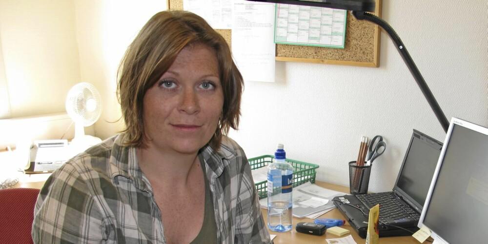 KREDITTKORT: Bruk kredittkort når du bestiller leiebil, er rådet fra Kirsti Pamphlett i Forbruker Europa.
