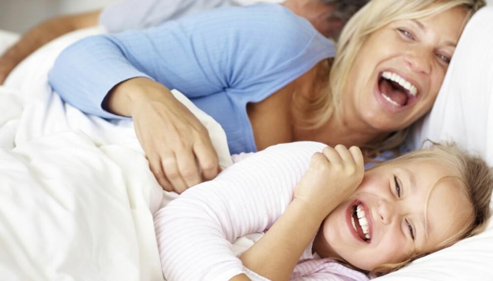 SUNT: Et renere miljø er bedre for deg som sliter med allergi, spesielt på soverommet.