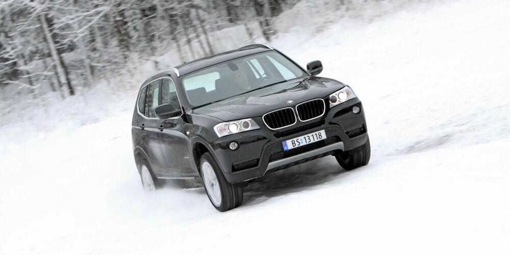 LUKSUS. ELLER? I Norge koster denne premium-SUVen nesten en kvart million kroner mer enn i Sverige.