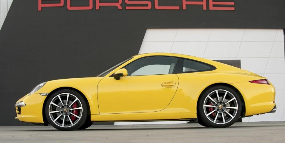 GJERRIGERE: Forbruket er senket med opptil 16 prosent. Carrera bruker 0,82 l/mil i EU-miks, mens Carrera S bruker 0,87 l/mil.