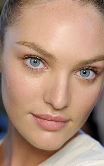 GLØDENDE HUD: Med gode produker er du langt på vei til en fresh og glødende hud.