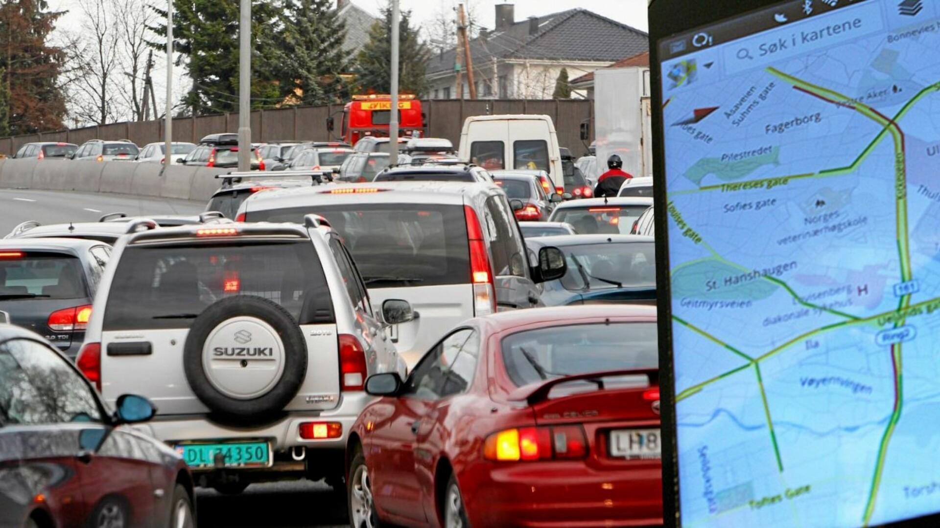 Styr Unna Paskekoen Med Google Maps Dekk Og Utstyr