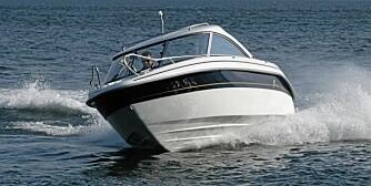 SJØBÅT: Yamarin er kjent for god design og sjødyktige båter.