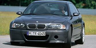 HAR HATT: BMW M3 CSL