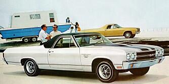 HAR HATT: Chevrolet El Camino