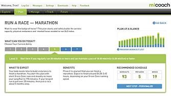 PRØV SELV: Du kan registrere deg på Micoach for prøve ut treningsplanleggeren uten å kjøpe Pacer.