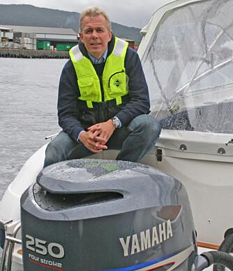 TILSYN: - Ligger båten ute over lengre tid uten tilsyn og får en skade som følge av dette, kan det i enkelte tilfeller få konsekvenser for forsikringsoppgjøret, forteller Voll.