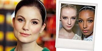 SKJØNNHETSTEST: Det Nyes skjønnhetsansvarlig har testet fire hotte trender fra catwalken i virkeligheten.