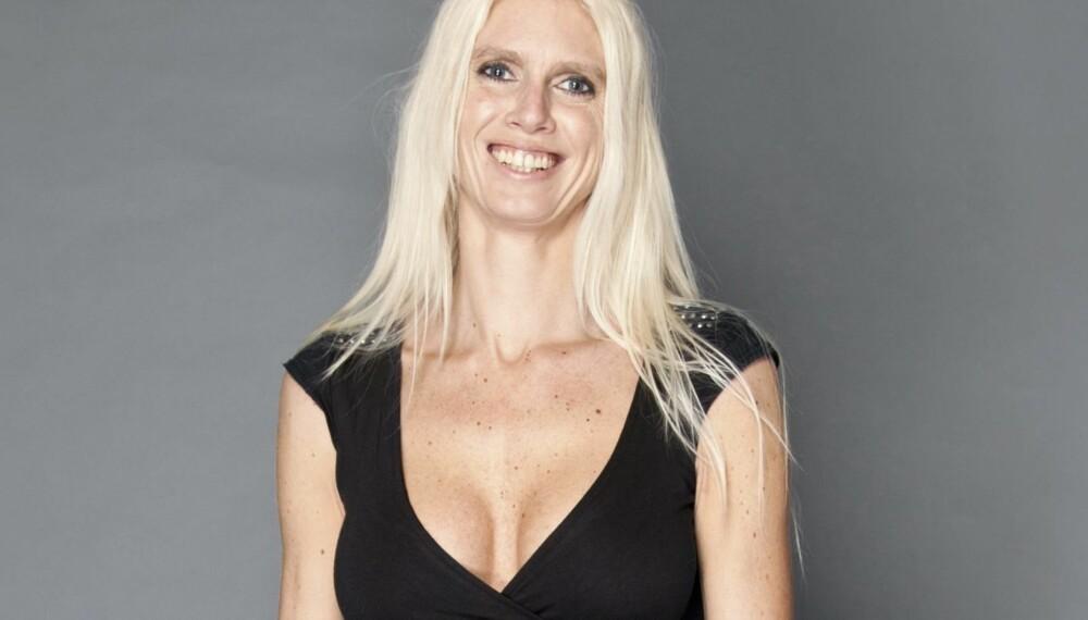 BLE NY: Therese Moen fra Fredrikstad blir ny med Trinny og Susannah
