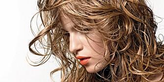 BRUSETE HÅR: Fuktighet og oljer er løsningen om du sliter med brusete hår. Foto: Bulls