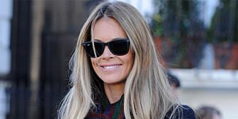 EVIGUNG: Supermodell Elle McPherson har også innrømmet å ha prøvd eggehvite for å midlertidig stramme opp fjeset.