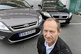 REGNER PÅ BIL: Markedssjef i OFV, Jan Petter Røssevold. Foto: Håkon Bonafede