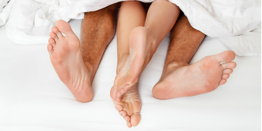 VIDUNDERKUR: Mindre rynker, bedre humør og hud som gløder - hva er det du venter på? Sex er super-medisin!