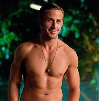 SIXPACK: Personlig trener Ashley Borden har blant annet trent Ryan Gosling. Og musklene hans er det vel ingenting å utsette på? Bildet er hentet fra filmen Crazy Stupid Love.