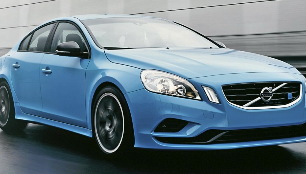 SUPERBIL: Den ser kanskje ut som en vanlig Volvo, men ytelsene er temmelig uvanlige. Foto: Patrik Johall