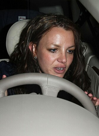 Britney Spears med nye lepper