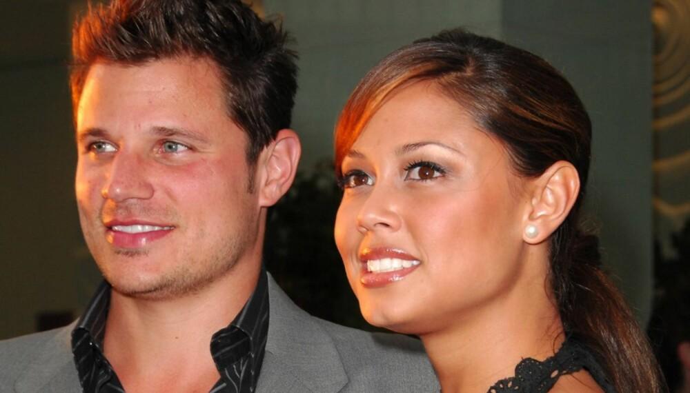 Nick Lachey og Vanessa Minnillo