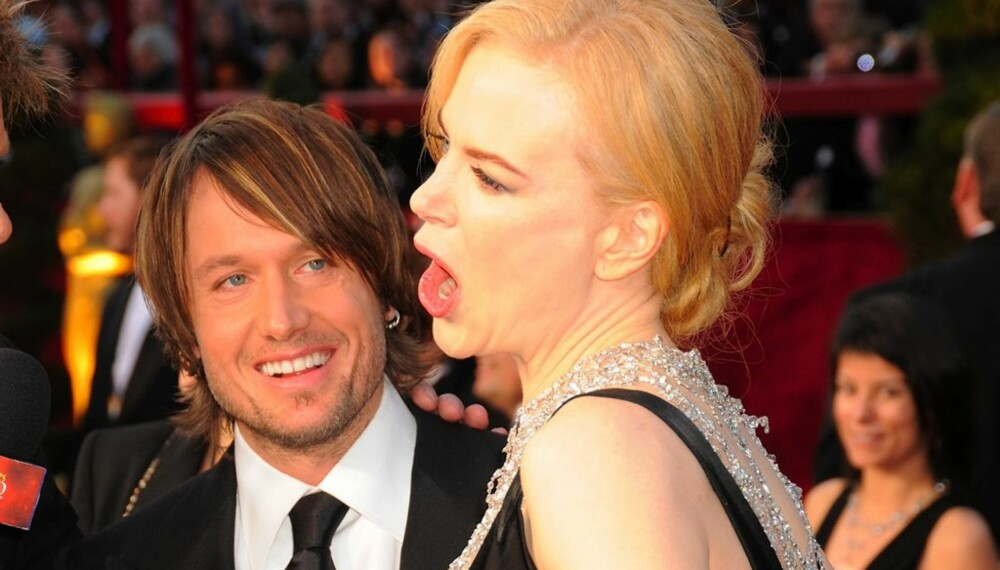 Keith Urban og Nicole Kidman