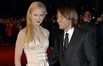 Nicole Kidman og Keith Urban