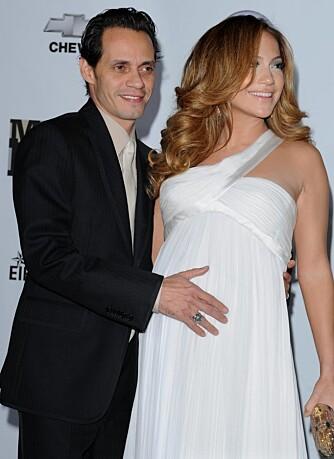 Jennifer Lopez og Marc Anthony