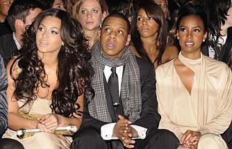 Beyoncé Knowles, Jay-Z og Kelly Rowland