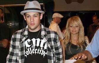 Joel Madden og Nicole Richie