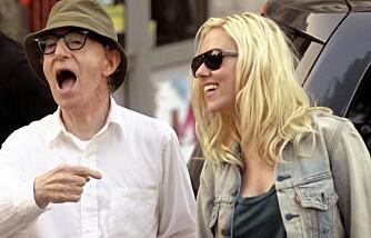 Woody Allen og Scarlett Johansson