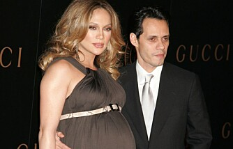Jennifer Lopez og Marc Anthony