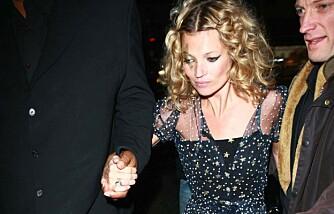 Kate Moss feirer sin 34-årsdag