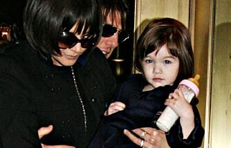 Katie Holmes, Tom Cruise og Suri