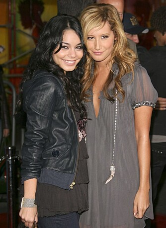 Vanessa Hudgens og Ashley Tisdale