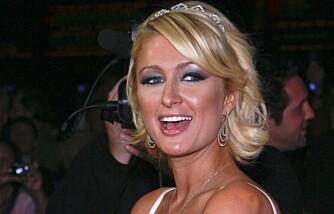 Paris Hilton feiret 27-årsdagen sin i Las Vegas