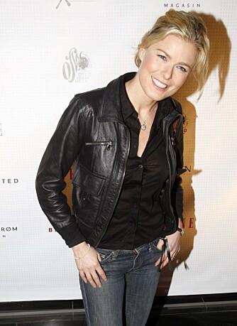 Vendela Kirsebom på Oslo Fashion Week