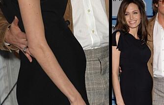 Angelina Jolie er gravid