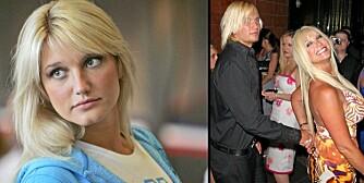 IKKE AKKURAT FAMILIELYKKE: Brooke Hogan er ikke begeistret for morens unge kjæreste, men støtter henne likevel