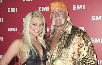 Hulk Hogan og datteren Brooke